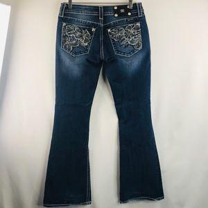 Miss Me denim flare jeans SZ:30